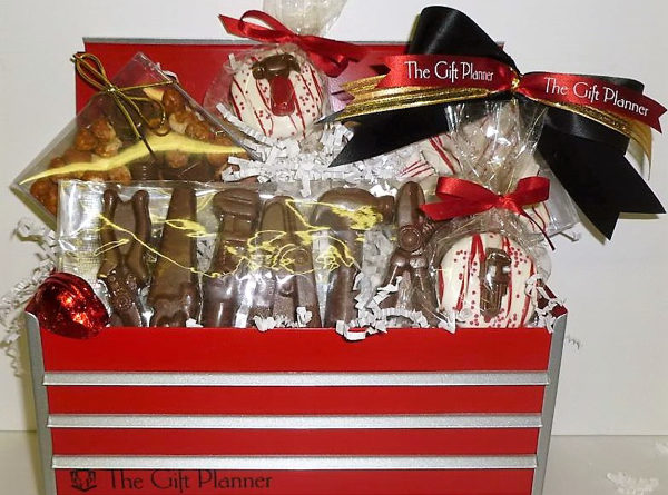 The Best Chocolate Toolbox Gift Basket Ideas At The Gift Planner
