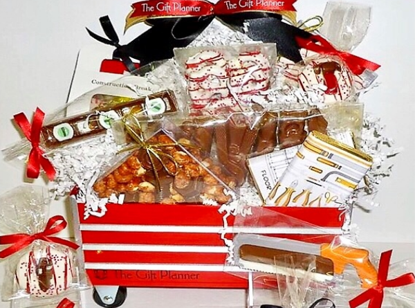 Handy Dandy Tool Cart of Candy Extravaganza