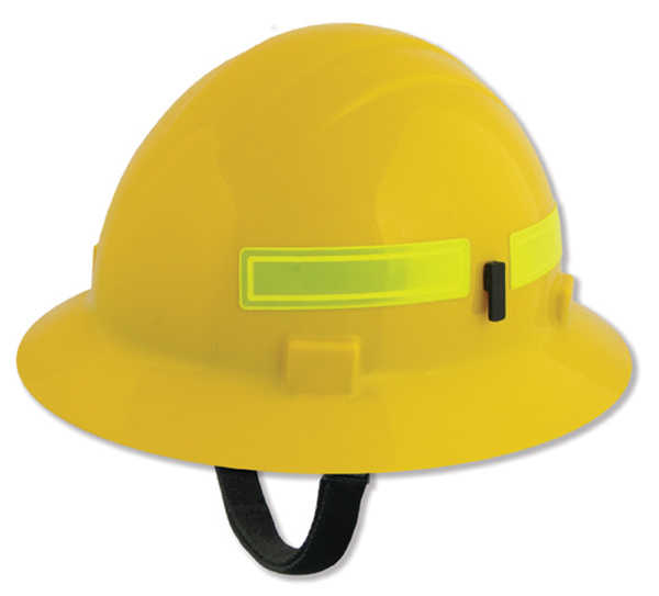Americana wildland (TM) safety helmet