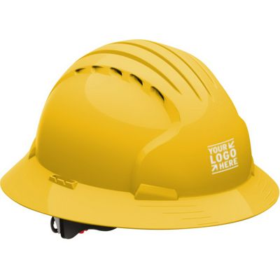 EVOLUTION Deluxe 6161V Hard Hat-Vented