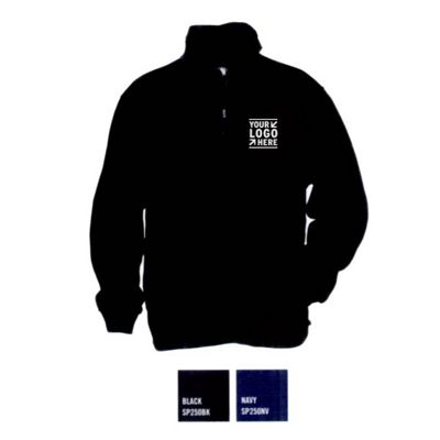 Original Fleece Quarter Zip - Thermal Lined