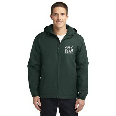 Port Authority (R) Hooded Charger Jacket