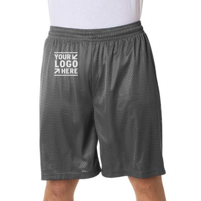 Badger Adult Mesh/Tricot 9-Inch Shorts