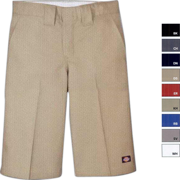 Boys shorts with extra pocket