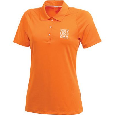 W-Puma Golf Duo-Swing SS Polo (Polyester)