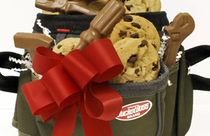 Exclusive one-of-a-kind edible gifts created and designed by The Gift Planner!