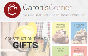 & giveaways for every special occasion on Caron's Corner.