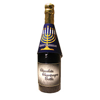 Hanukkah Bottle