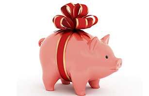 gifts for financial industry