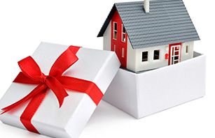 real estate gifts